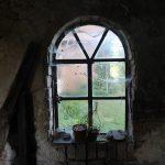 Blick aus dem ehemaligen Kuhstall
